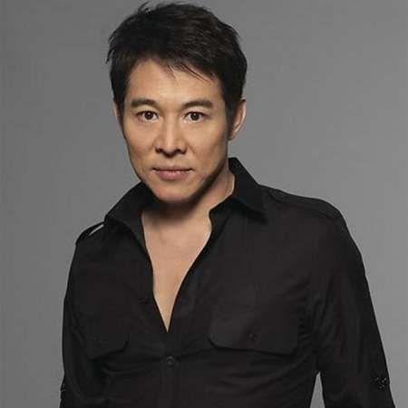 Jet Li Biografi