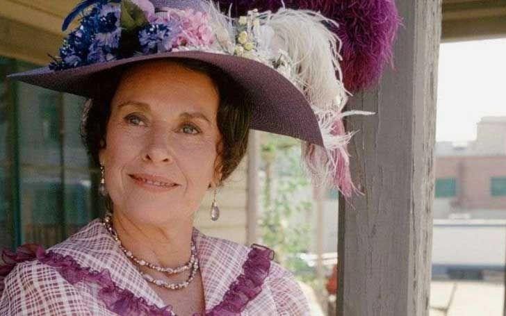 Katherine MacGregor, fru Oleson fra 'Little House' dør ved 93 år